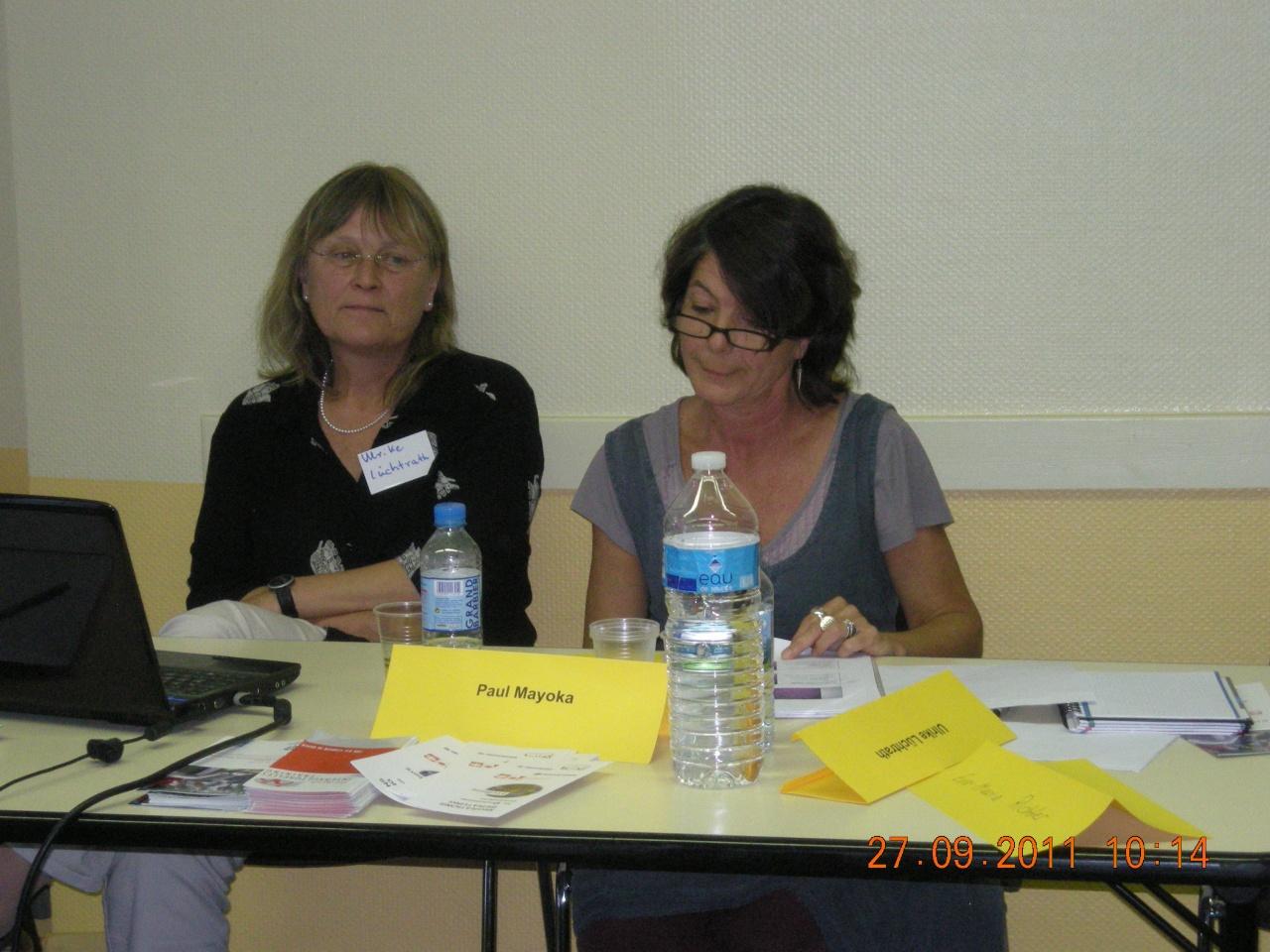 séminaire européen 2