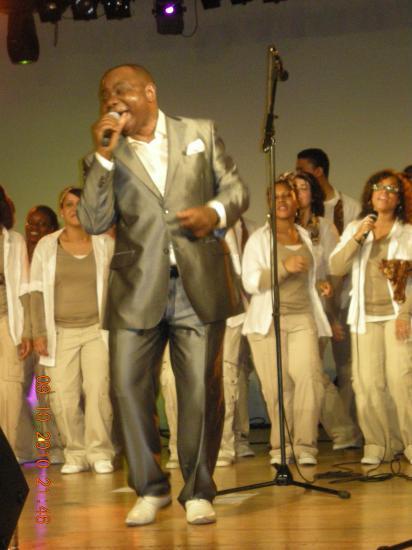 Gospel pour Haïti