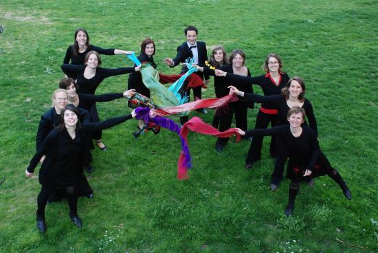 "Concert ""Voyage en Europe"""