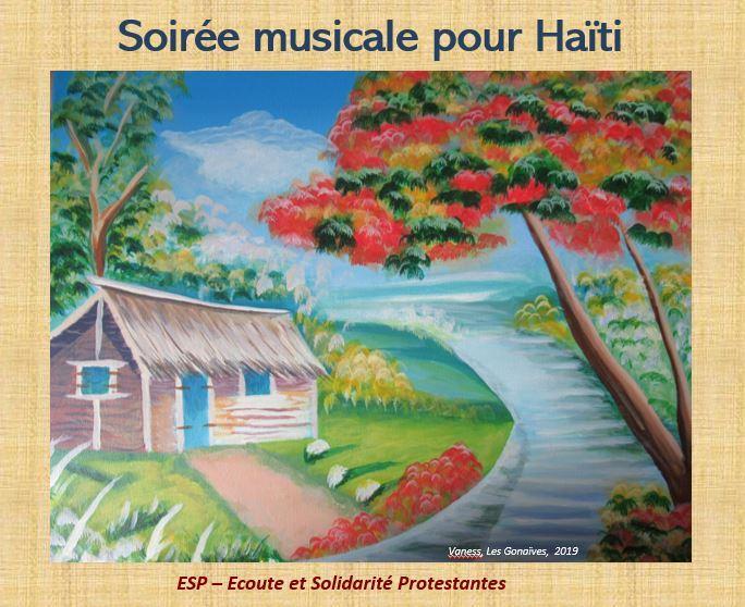 Esp affiche soiree musicale haiti 2