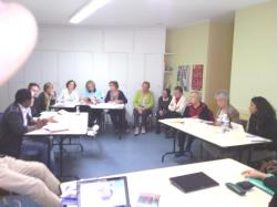 Toulouse: atelier local 2