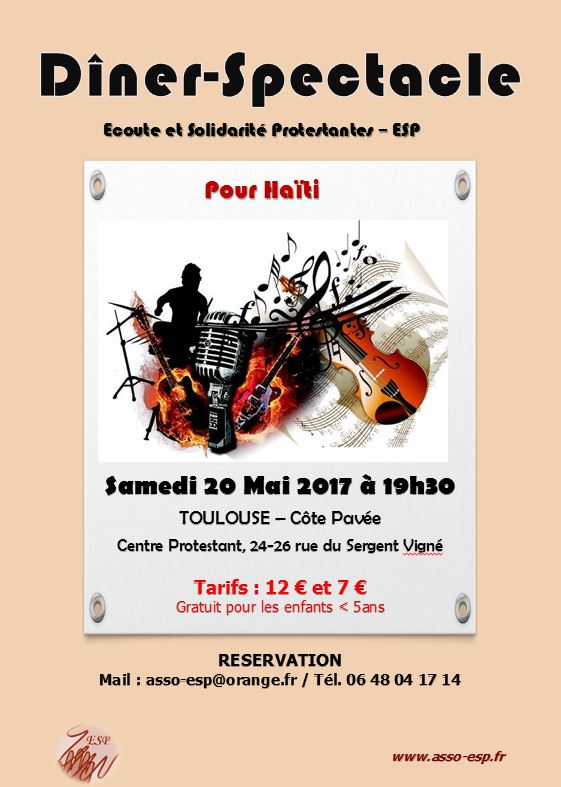 Soiree music esp